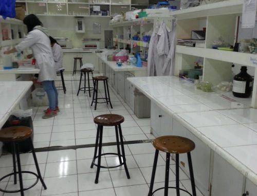 Kunjungan ke Lab Biologi Molekuler Unika Atmadjaya Jakarta