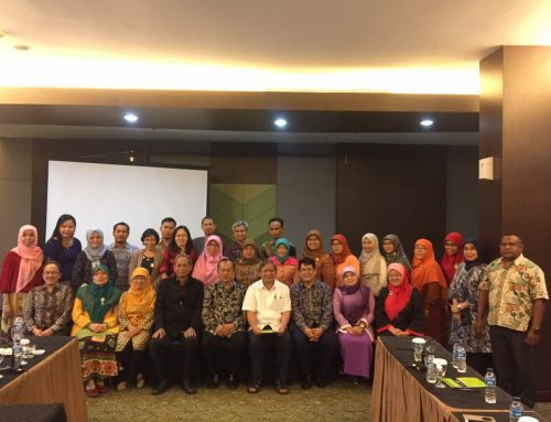 Para Kaprodi Biologi dan Bioteknologi Se Indonesia Pada Acara Rakor KOBI Dalam Perumusan Kurikulum Sarjana Biologi dan Bioteknologi